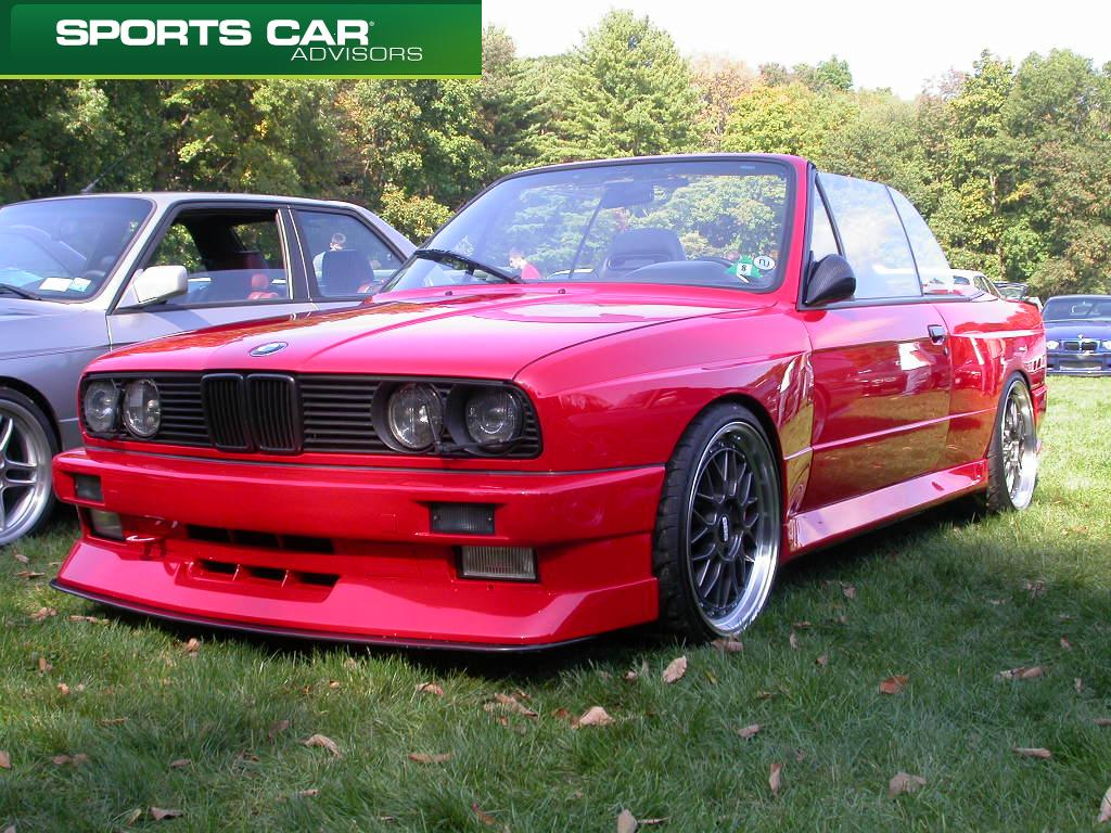 1988 BMW M5 >> Sports Car Advisors   The Automobile Enthusiast Magazine   Vintage & Collector Cars, Car Shows ...