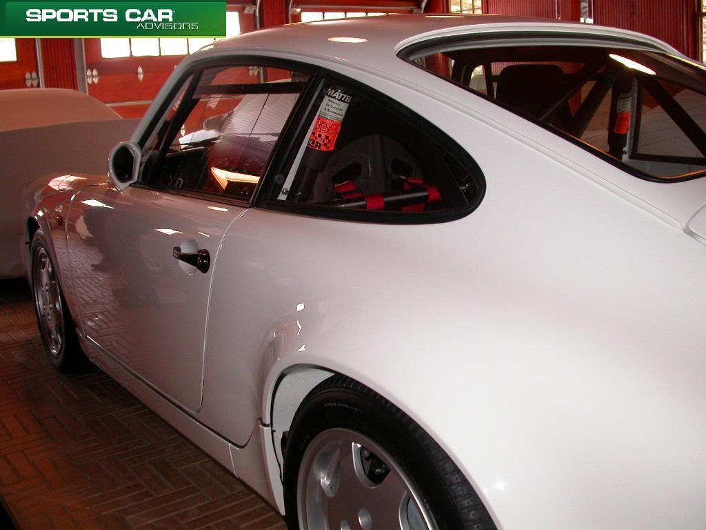 Porsche 964 Lightweight