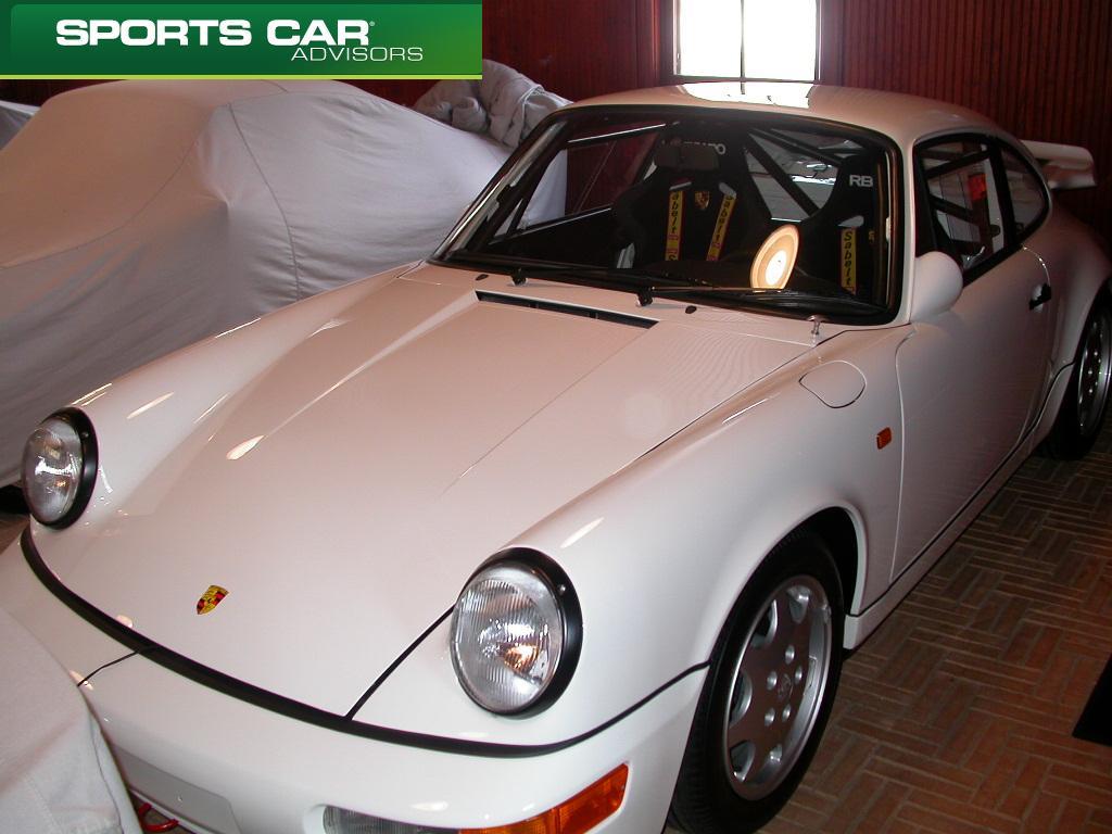 Porsche C4 Lightweight 911 (964)