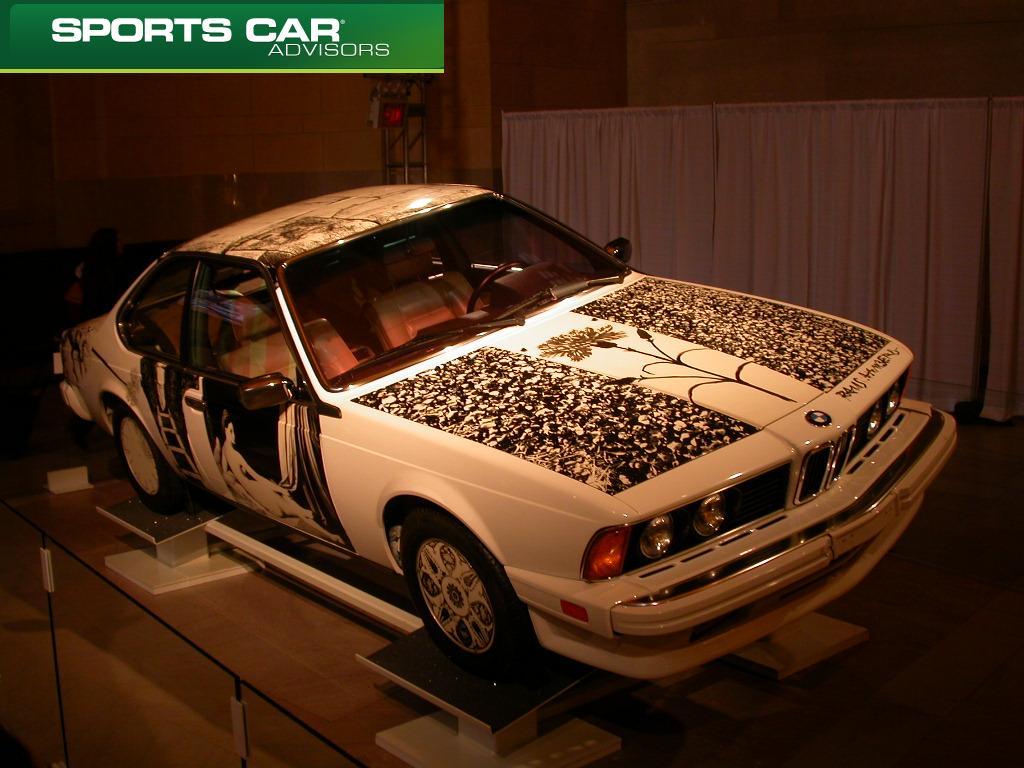 BMW 635csi Art Car
