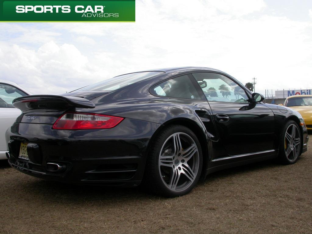 911 Turbo at Sebring Porscheplatz