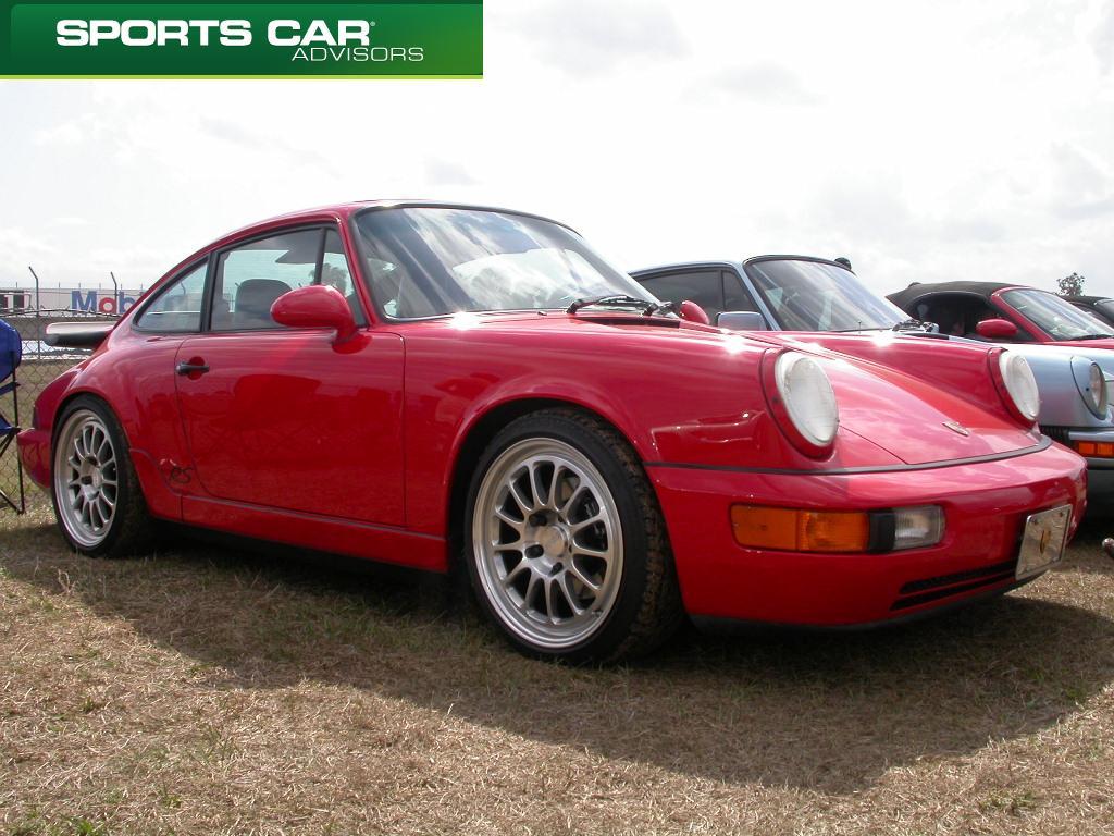 Porsche RS-America at Sebring Raceway
