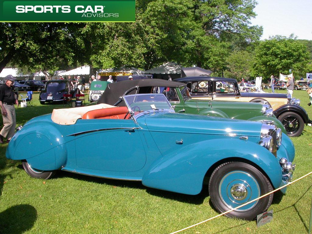 1938 Lagonda LG-6 Rapide