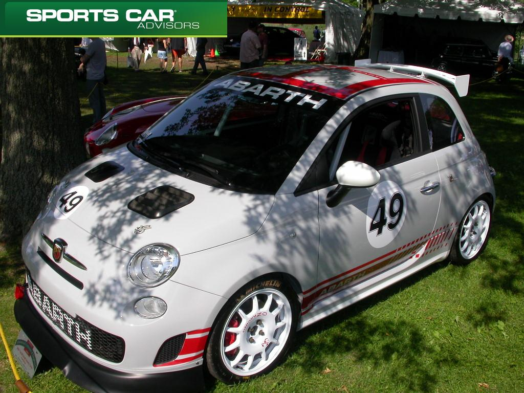 Fiat 500 Abarth Assetto Corsa