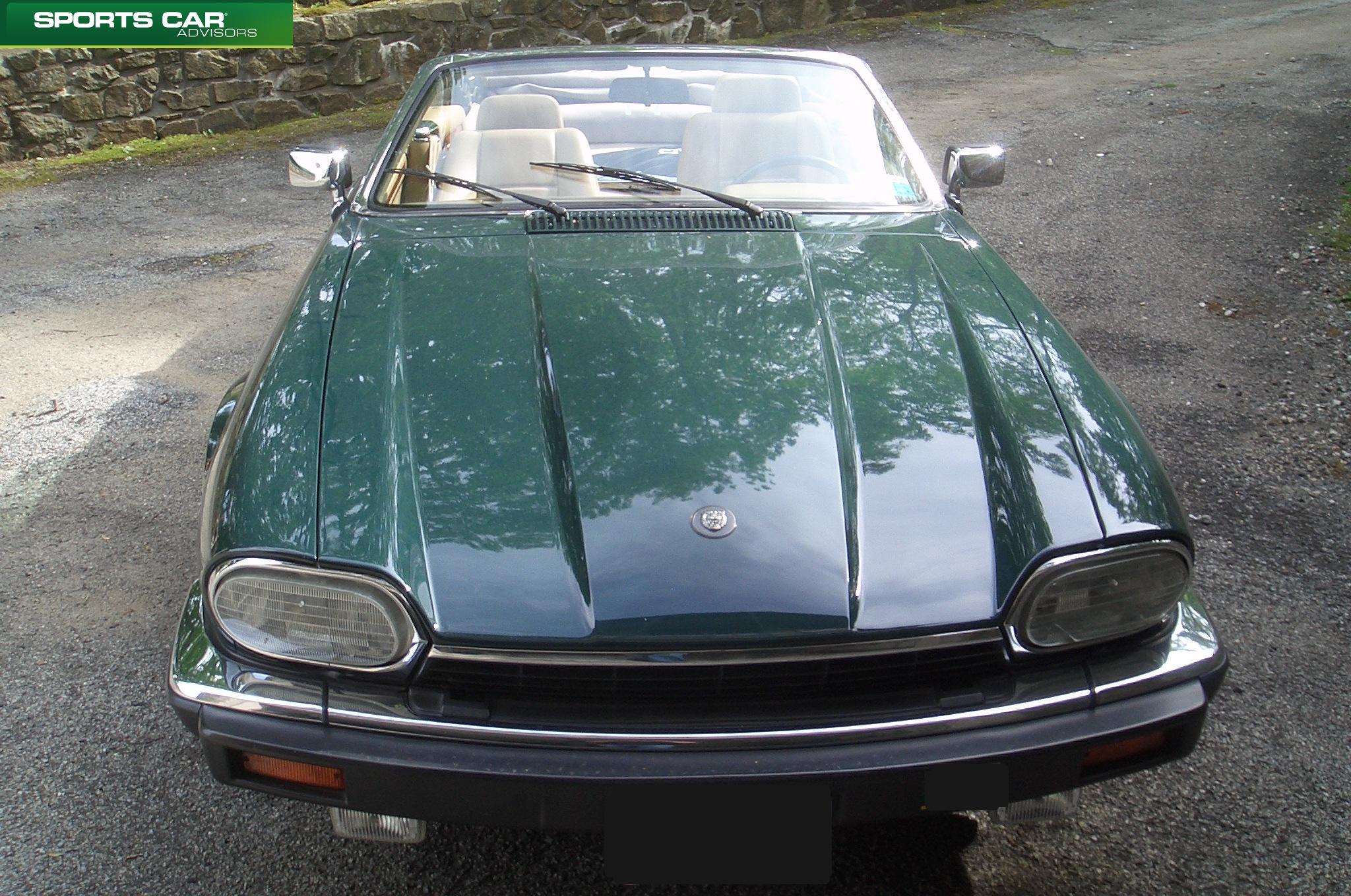 sports car advisors the automobile enthusiast magazine vintage rh sportscaradvisors com jaguar xjs v12 manual transmission for sale 1991 Jaguar XJS