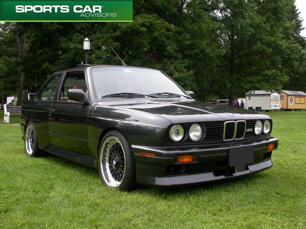 Ken Done BMW M3, 1989