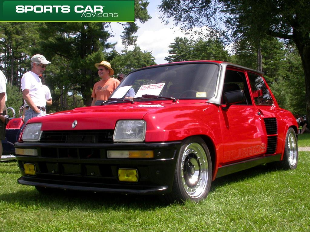 1985 Renault R5 Turbo 2: