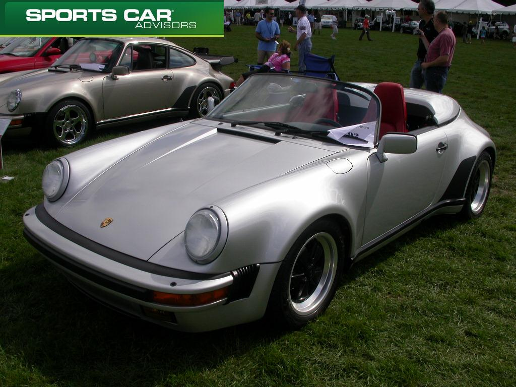 1989 Porsche Speedster: