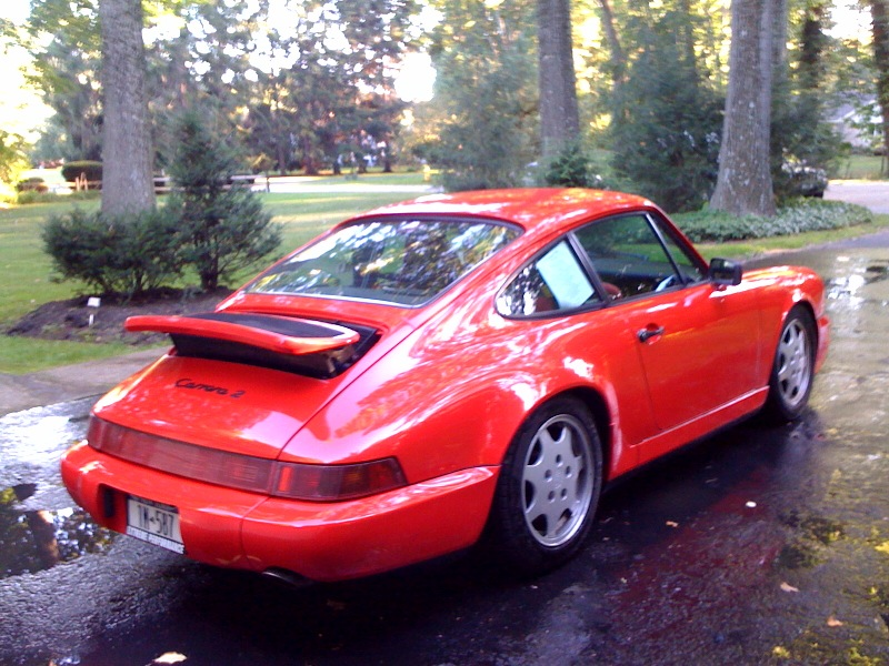 porsche-964-c2-for-sale-ny