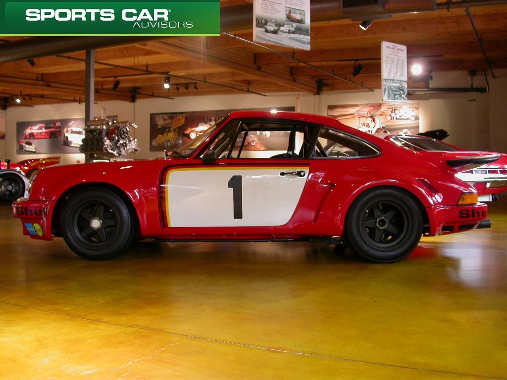 1974 Porsche RSR: